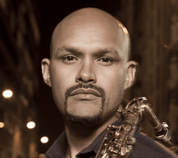 Miguel Zenón performs with his trio this Wednesday at the Atlas Performing Arts Center. Courtesy miguelzenon.com