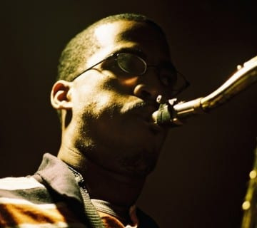James Brandon Lewis performs this Thursday at Blues Alley. Courtesy James Brandon Lewis