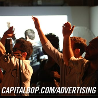Advertise with Capital Bop