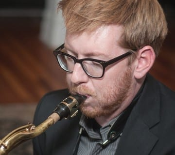 D.C.-based saxophonist and bandleader Brad Linde is CapitalBop's guest at Friday's Riffin' session, where we'll lead him in a conversation with the audience.