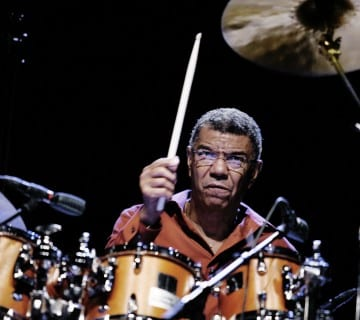 Jack DeJohnette, whose five-decade career has made him one of the most influential living jazz musicians, performs at the Hamilton this weekend.