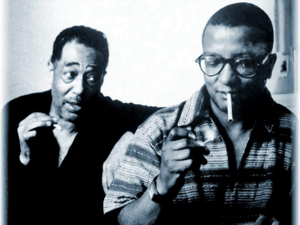 Duke Ellington and Billy Strayhorn, c. 1960. Courtesy kuvo.org