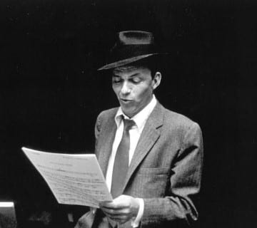 Frank Sinatra, who would have turned 100 this month, was the subject of a recent tribute concert at Millennium Stage. Courtesy Classic Film Scans/flickr