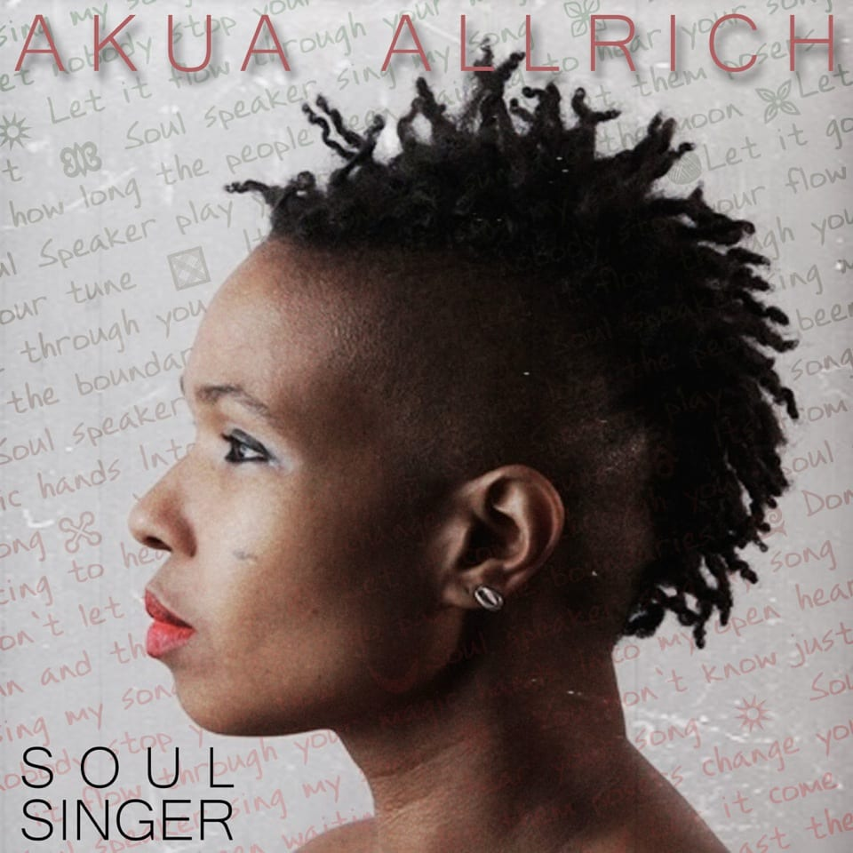 Akua Allrich - Soul Singer