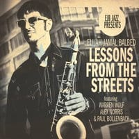 Elijah Jamal Balbed - 'Lessons from the Streets'
