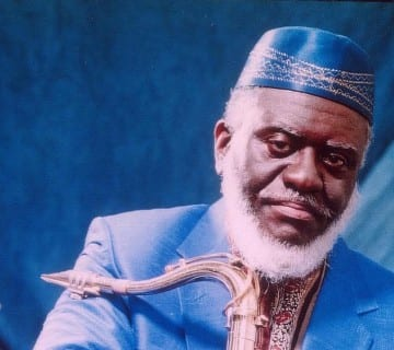Pharoah Sanders will be one of the four inductees at Monday's 2016 NEA Jazz Masters award ceremony and concert.