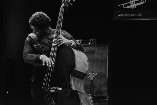 Bassist Ben Williams. Timoteo Murphy/CapitalBop
