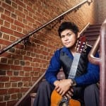 Guitarist Perez performs with his Quintet this Thursday, August 18. Credit: Jonathan Timmes