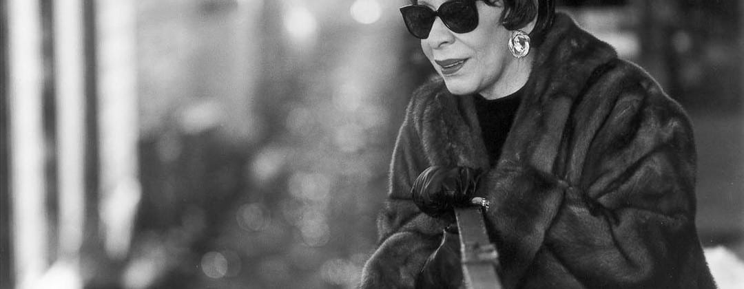 Pianist and vocalist Shirley Horn lived in D.C. for almost her entire life, even as she toured the world. Courtesy Larry Busacca