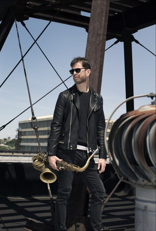 Donny McCaslin. Courtesy Jimmy King