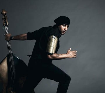 Miles Mosley plays on Saturday at Songbyrd in Adams Morgan. Courtesy Miles Mosley