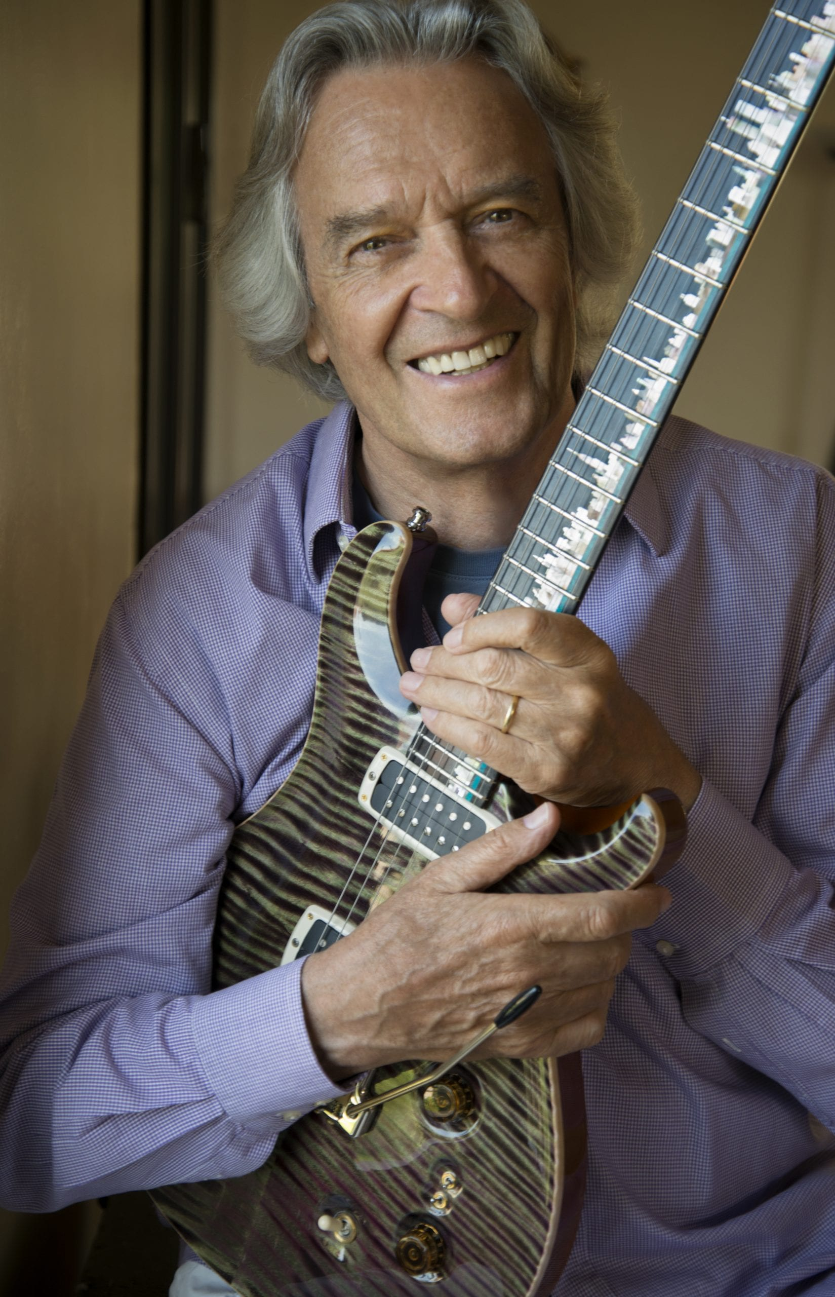 John McLaughlin. Courtesy Prana Marketing