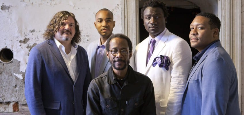 Brian Blade and the Fellowship Band play this Sunday at Bethesda Blues & Jazz. Courtesy Blue Note Records