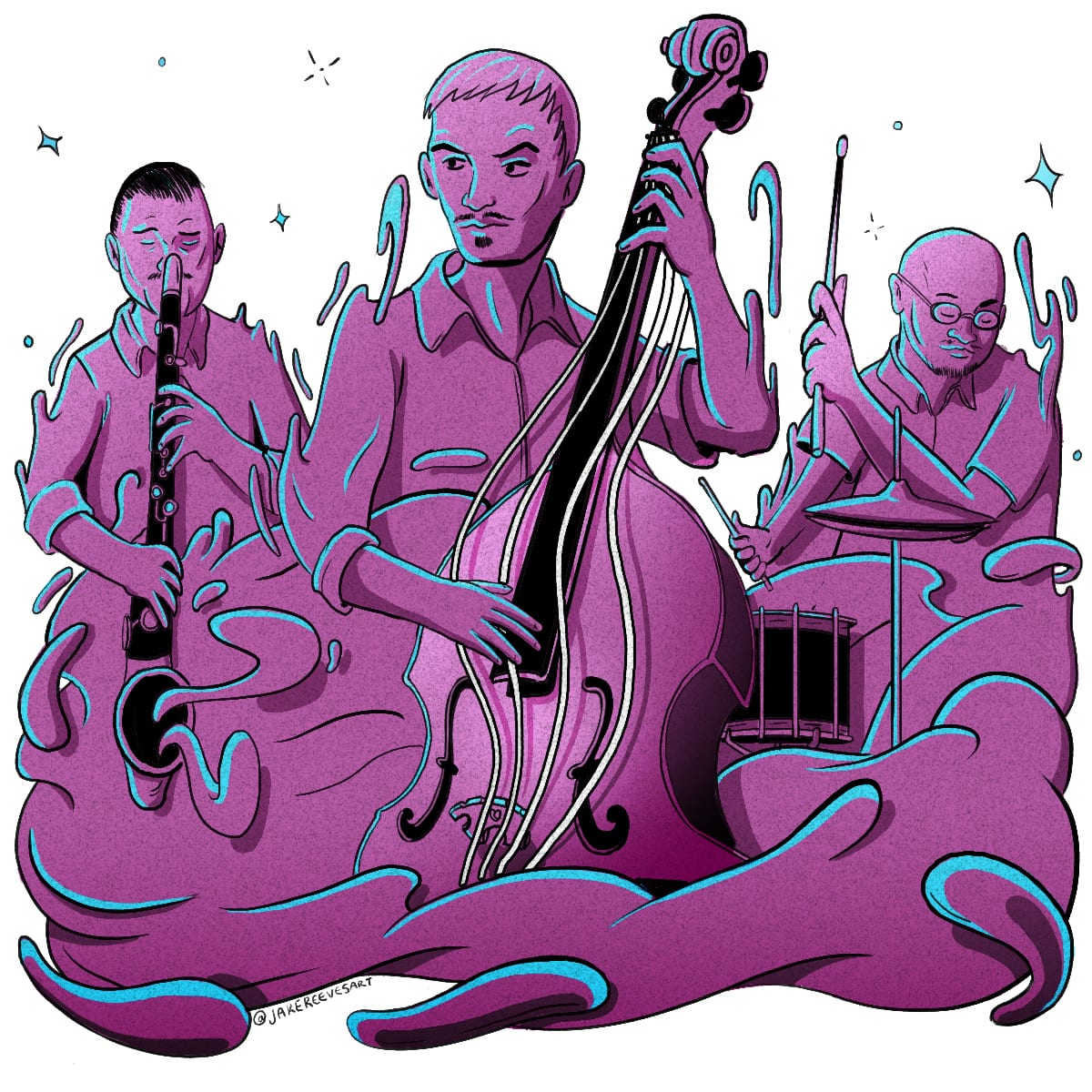 Illustration by Jake Reeves for CapitalBop