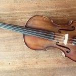 Stuff Smith's Violin