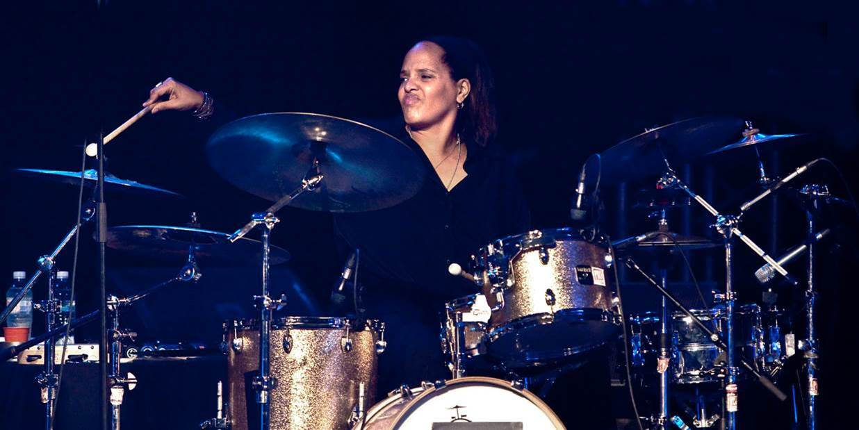 Terri Lyne Carrington/Courtesy John Watson