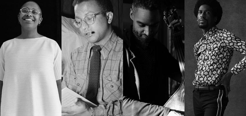 Composite image of DCJF 2019 artists