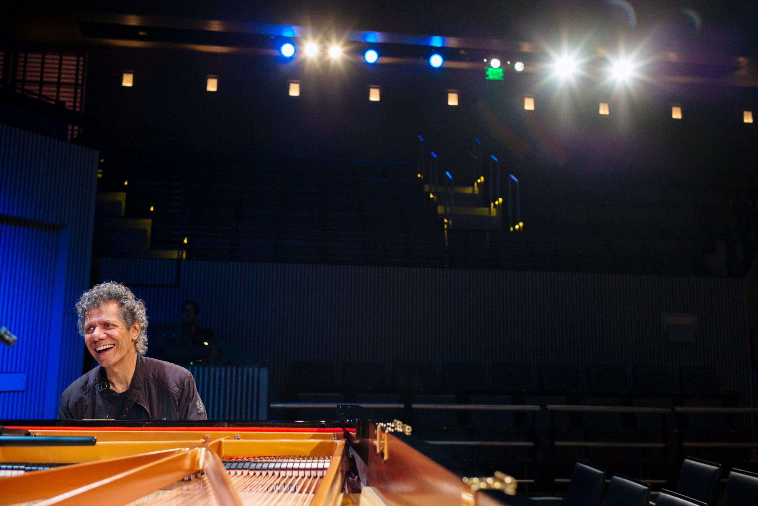 Chick Corea/Courtesy Aaron Meekcoms and Chick Corea Prod.