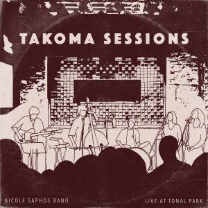 Album cover to 'Takoma Sessions'